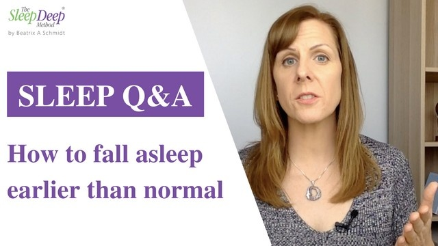 Beatrix A Schmidt, Sleep Coach for adults,  Professional Speaker, The Sleep Deep Method, how to wake up refreshed every morning