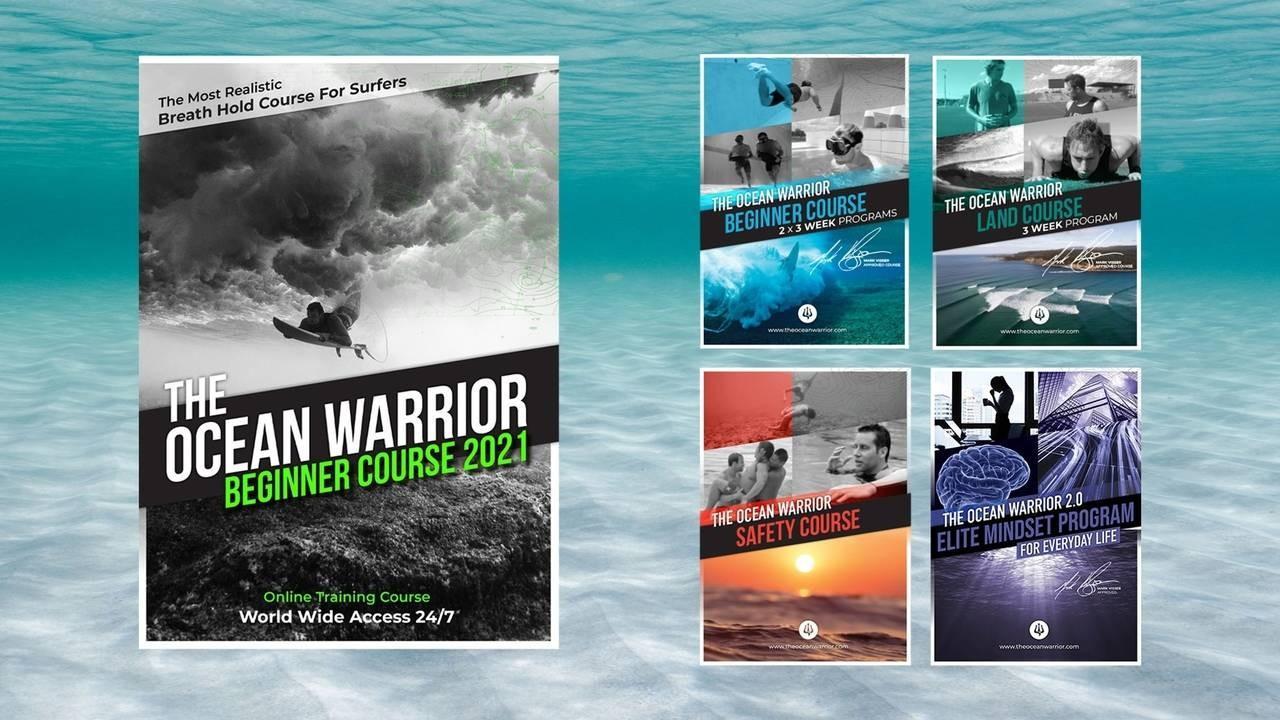 The Ocean Warrior Beginner Course 2021