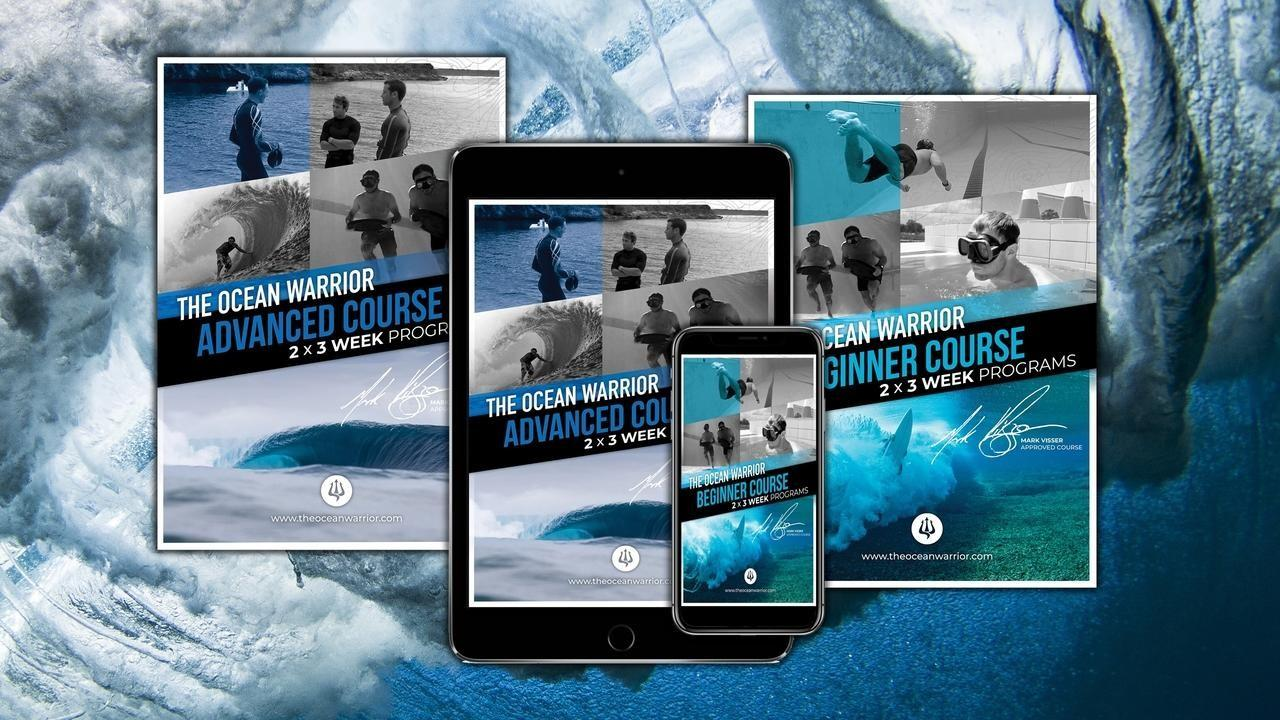 The Ocean Warrior Water & Realistic Course