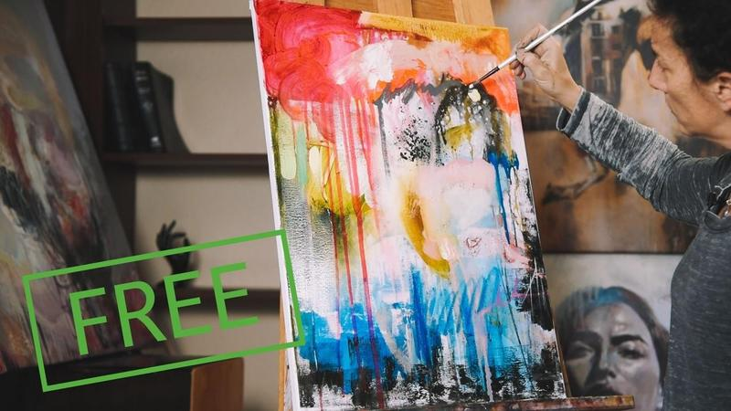 ONLINE MASTERY PROGRAM for painting