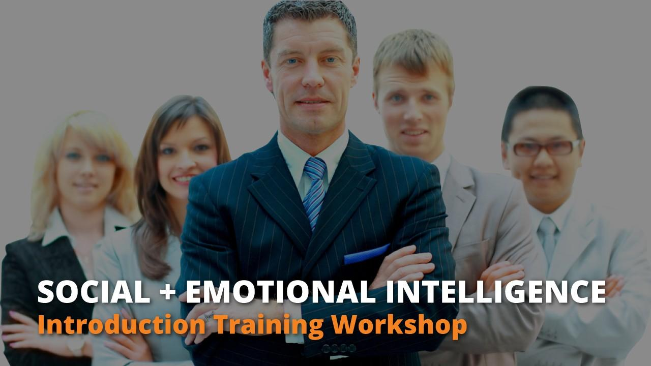Group of Emotionally Intelligent Business leaders.