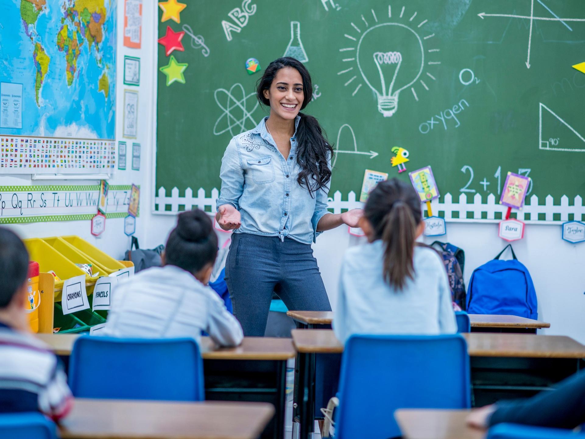 Content for Teachers