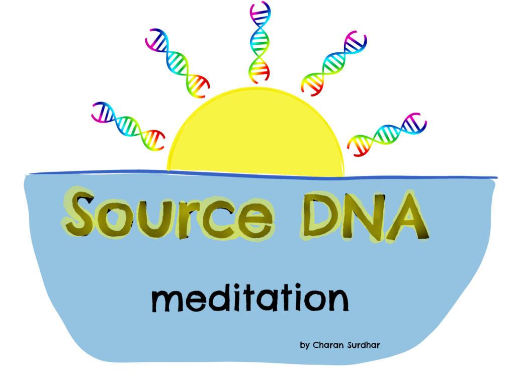 GeneOM DNA written Prayers small logo