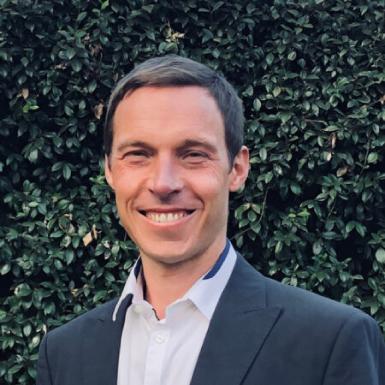 Ryan Klette Associate Partner South Africa