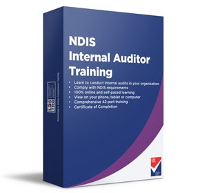 NDIS Internal Auditor Online Training