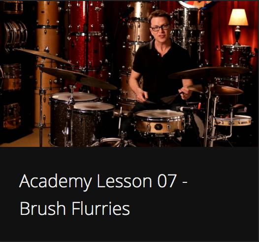 Academy Lesson 7 - Brush Flurries