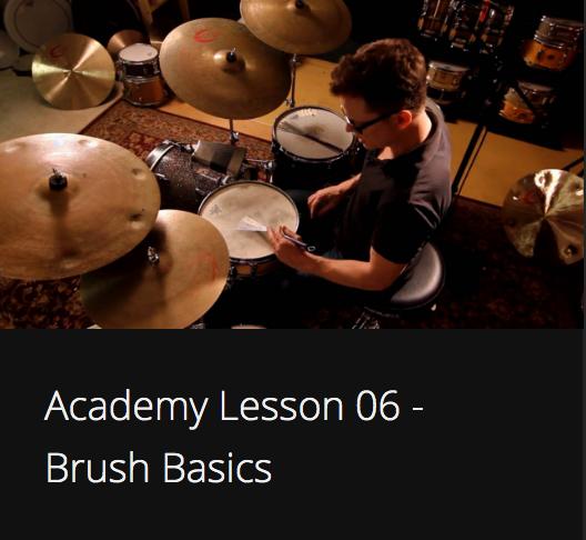Academy Lesson 6 - Brush Basics
