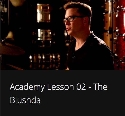 Academy Lesson 2 - The Blushda
