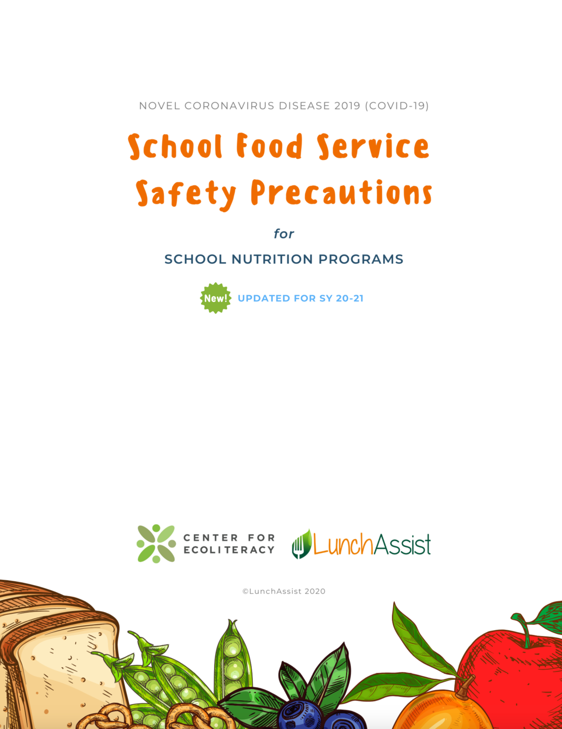 School Food Service Safety Precautions