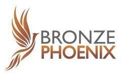 Bronze Phoenix Logo