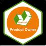 Product Owner NewGenP badge image