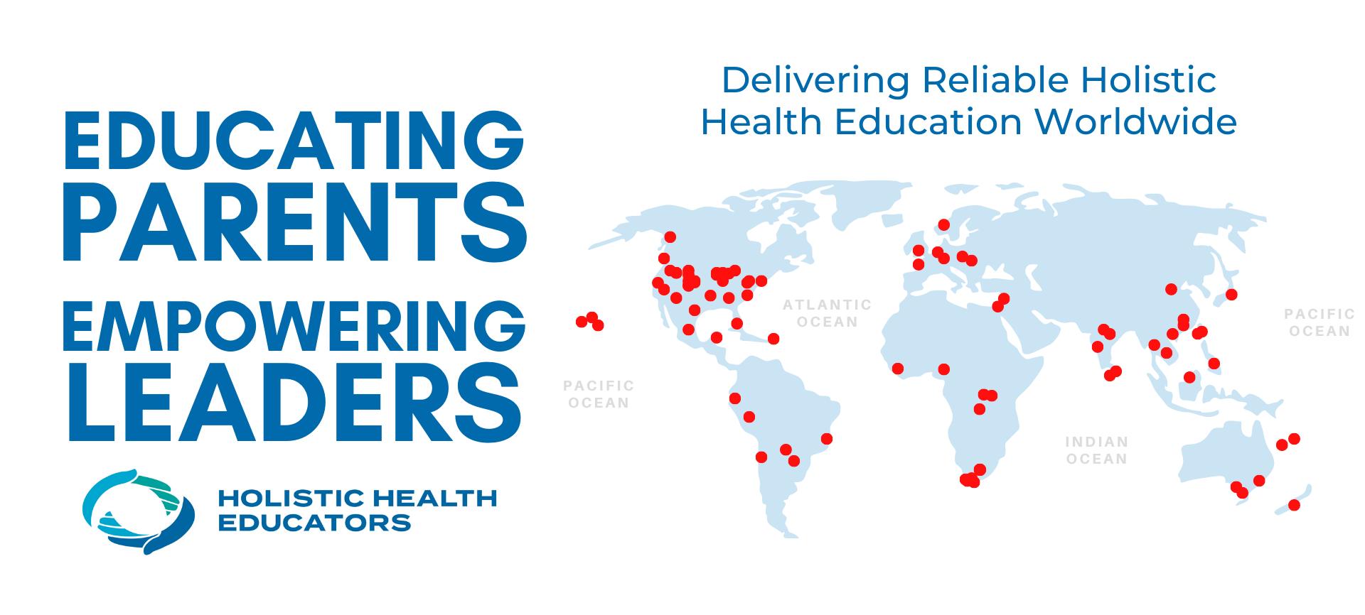 international holistic health, holistic parents, holistic healthcare