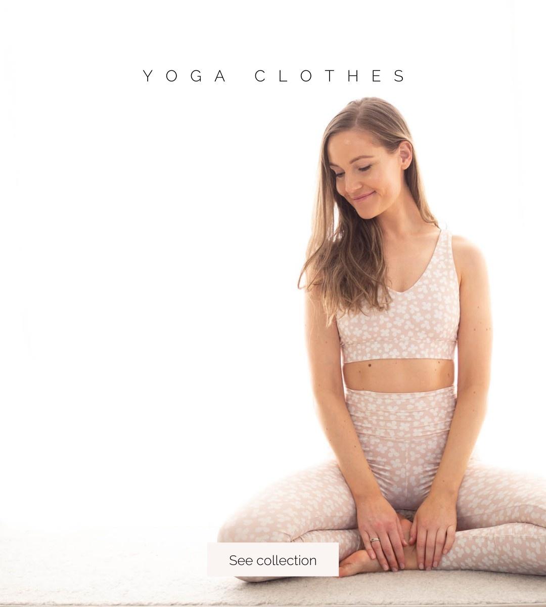 yoga mat and meditation pillow