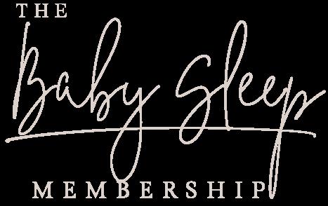 baby sleep program membership by the gentle sleep specialist