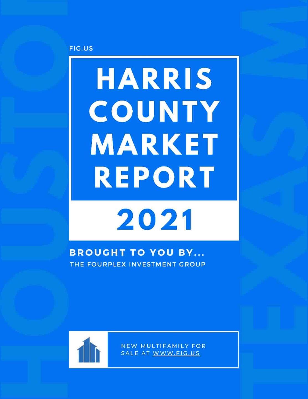 Harris County Texas Market Report