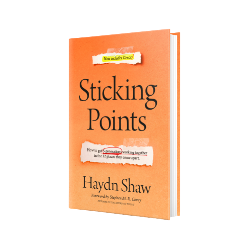 Sticking Points Book 2nd Edition