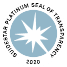 2020 Seal of Transparency