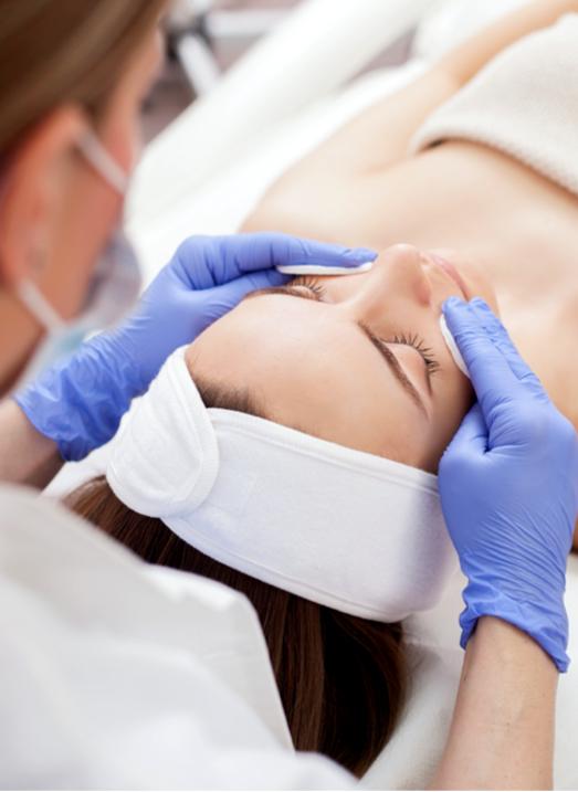 Skin Renewal facial