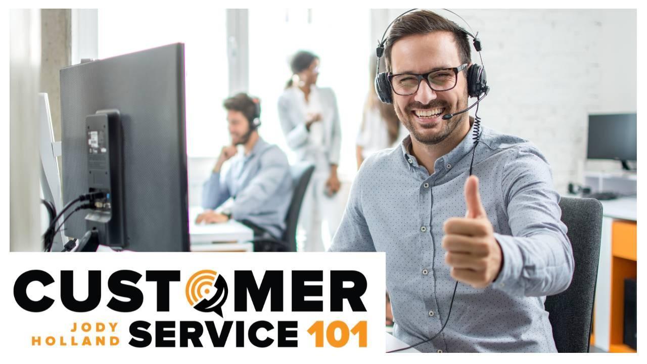 Customer Service 101 Logo
