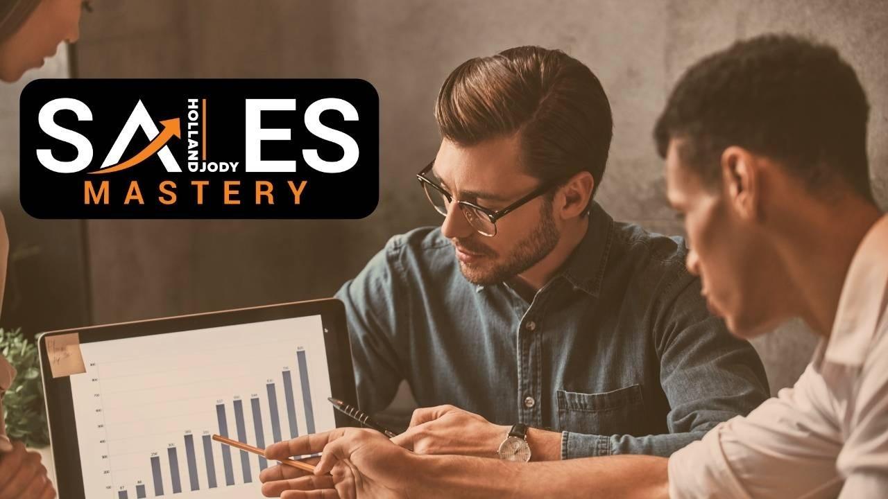 Sales Mastery Course Logo