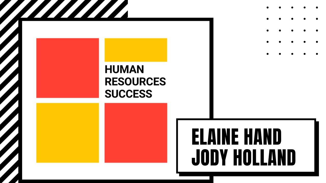 Human Resources Success Logo