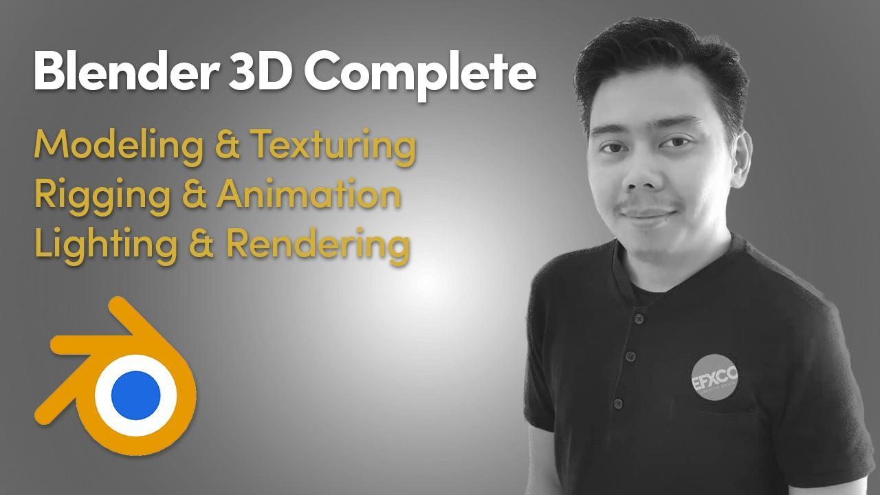 Blender 3D Complete Program