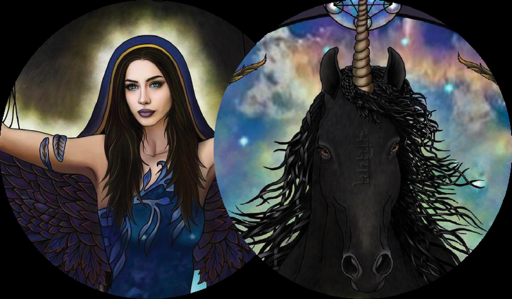Isis and black unicorn