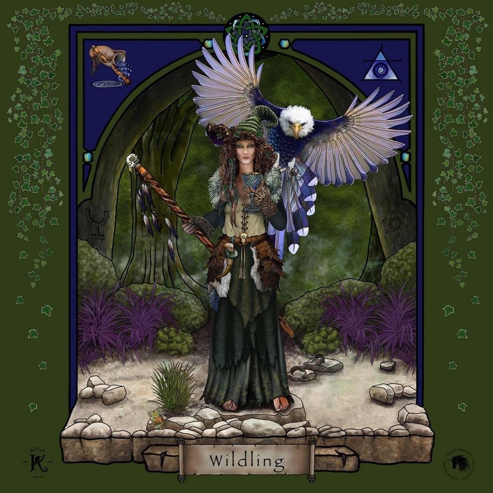 The Wildling Warrioress Artwork
