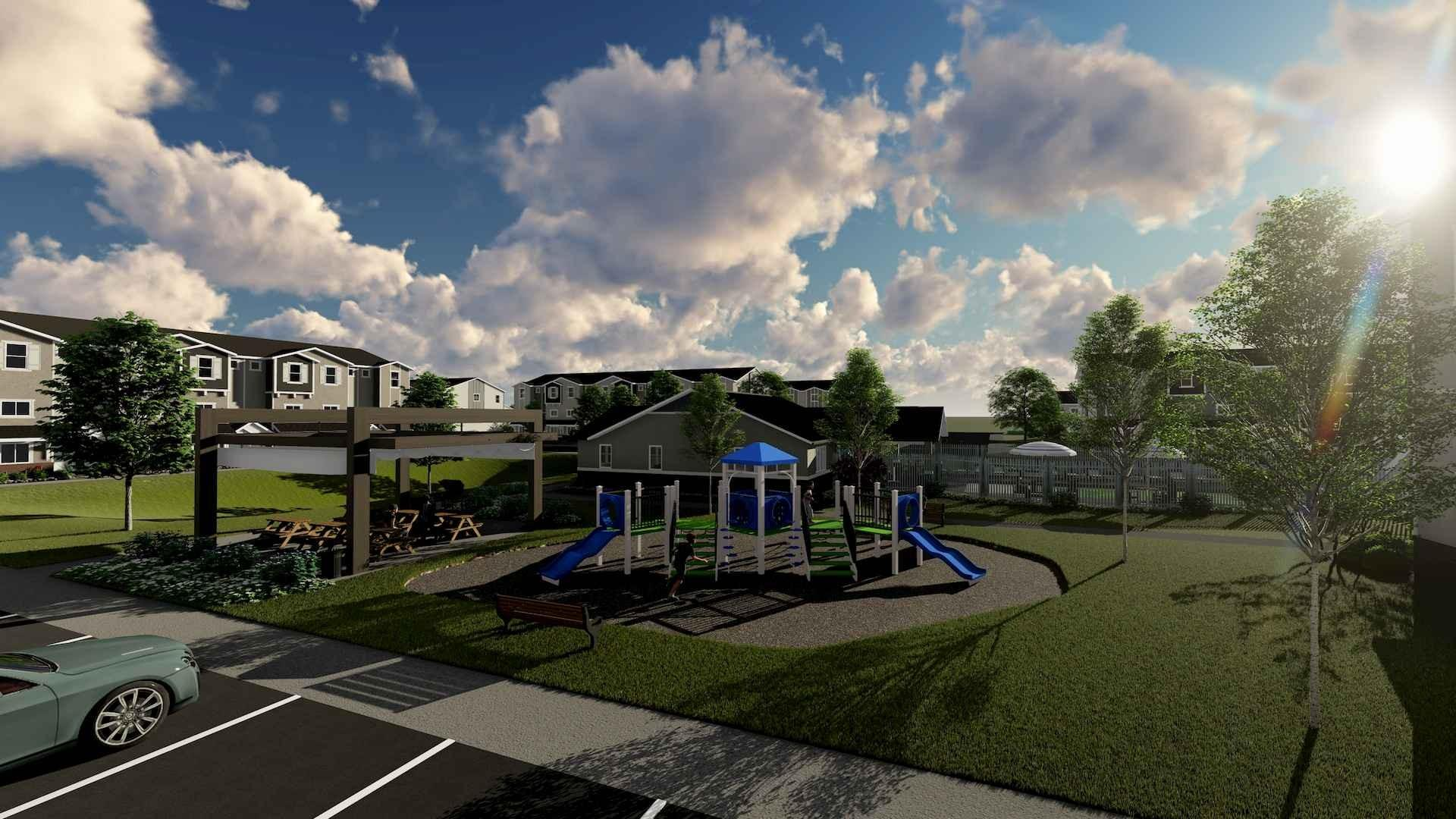 FIG multifamily investments include amenities