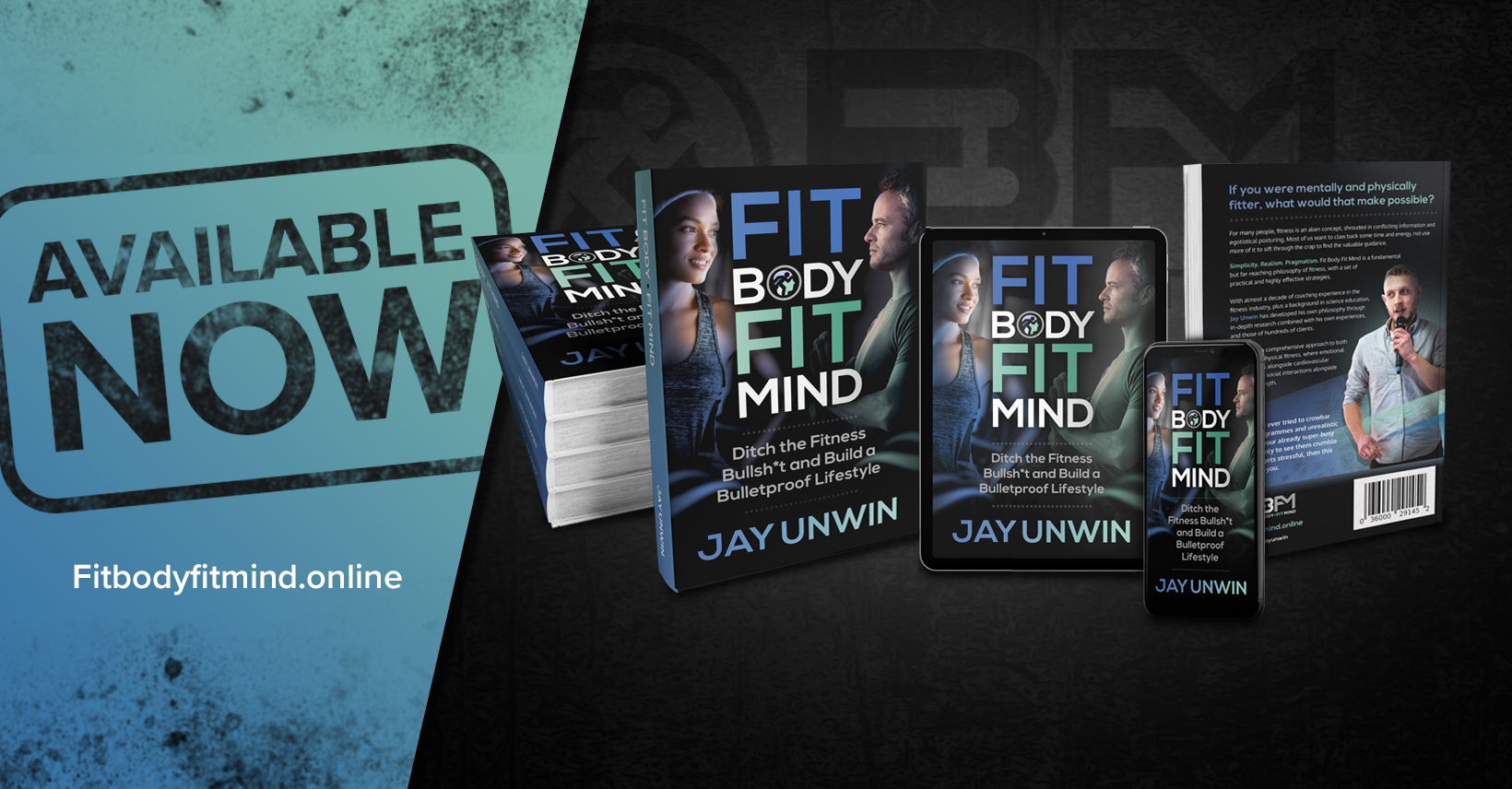 Fit Body Fit Mind book