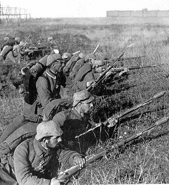 WWI battles