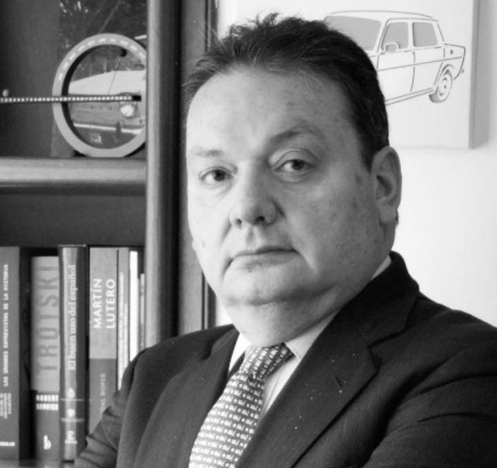 Mauricio López González Vicepresidente de Andesco y Director Ejecutivo de la Red Colombia del Pacto Global de las Naciones Unidas