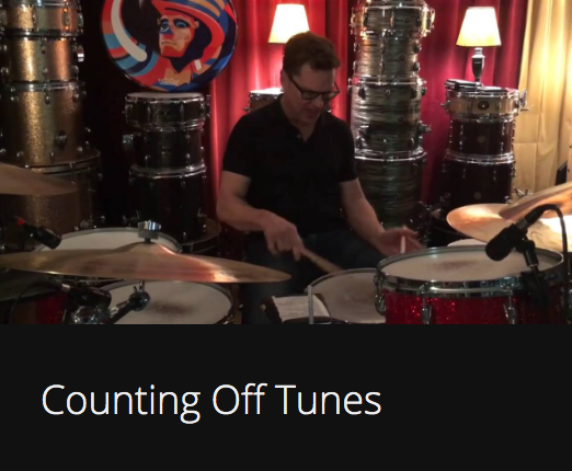Counting Off Tunes
