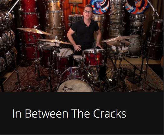 In Between The Cracks