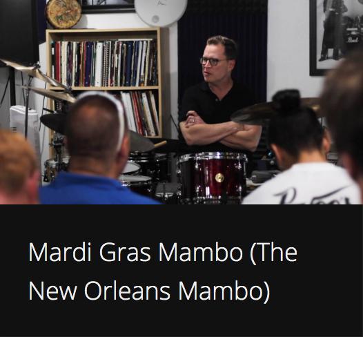Mardi Gras Mambo (The New Orleans Mambo)