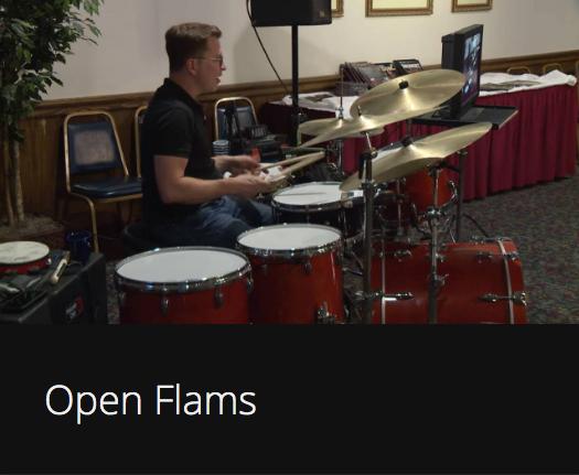 Open Flams