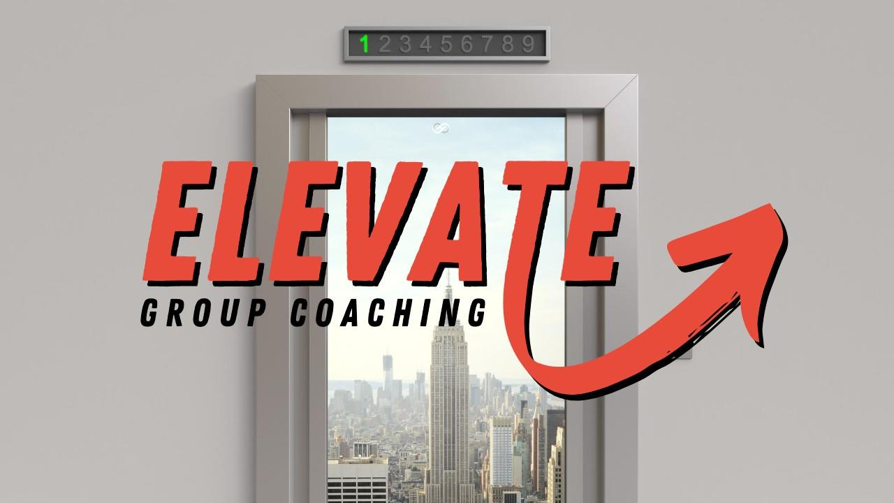 Elevate - Group Coaching