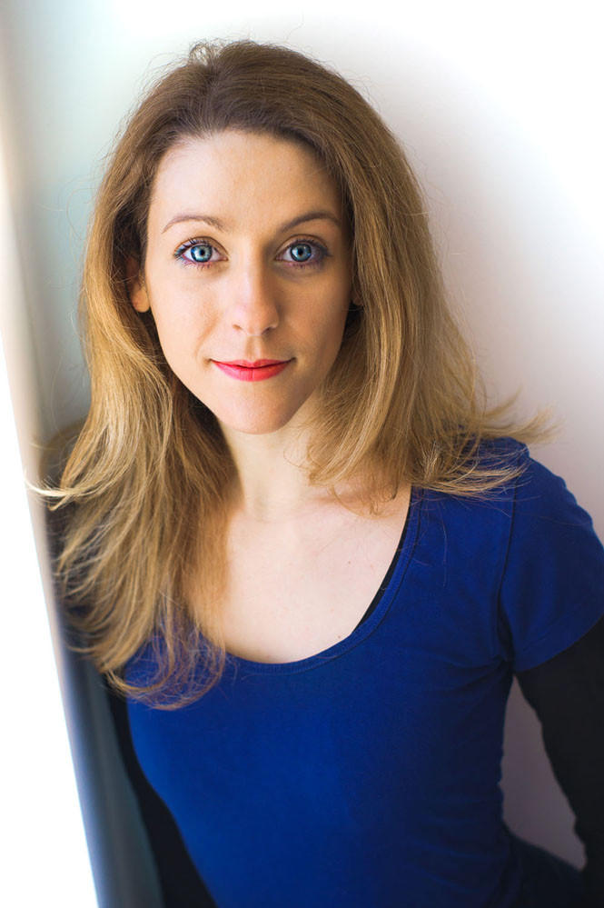 Alessia Lugoboni - Ballet Fitness Coach
