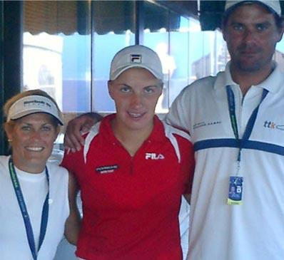 IMAGE OF FAMOUS TENNIS PLAYERS