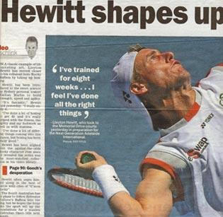 IMAGE OF TENNIS SERVE