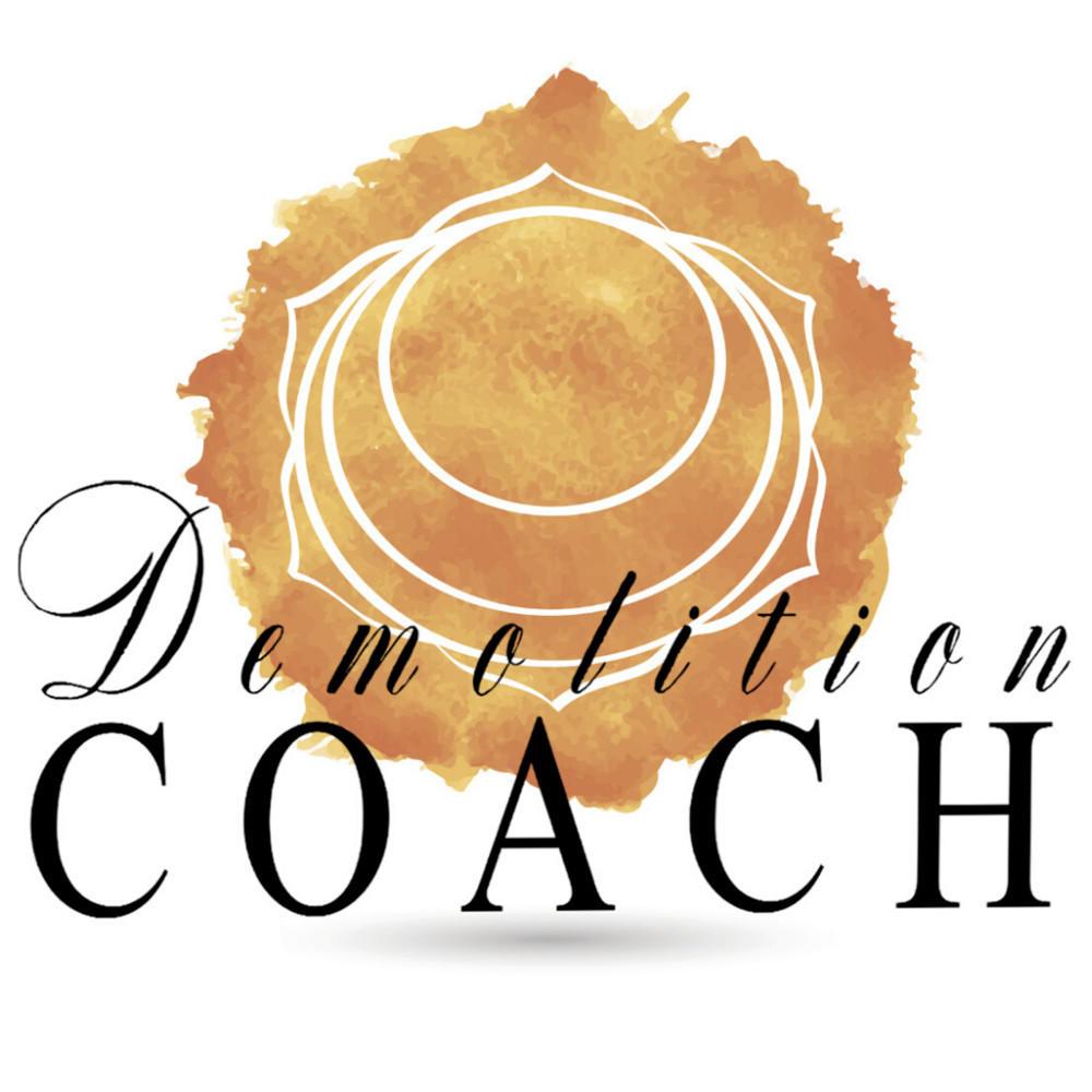Demolition Coach Logo