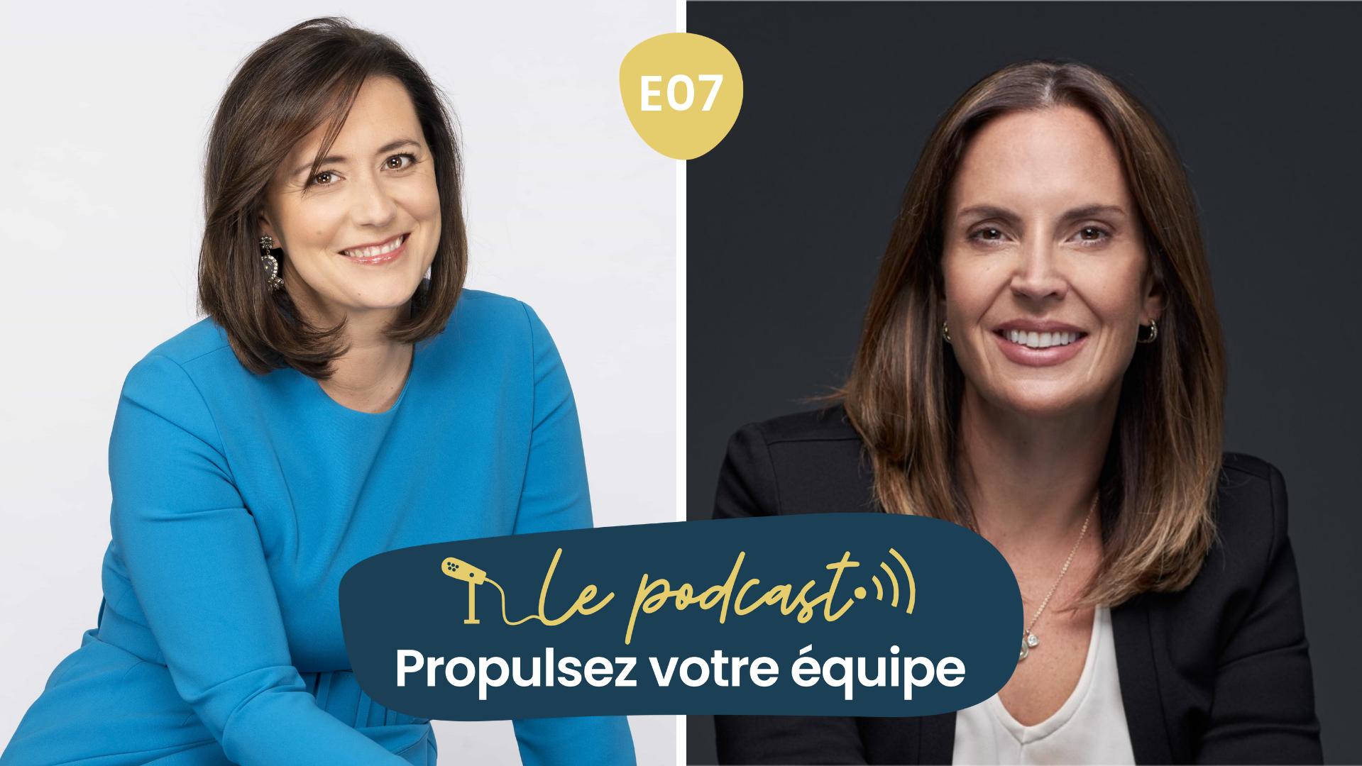Cloé Caron et son invité Stéphanie Trudeau