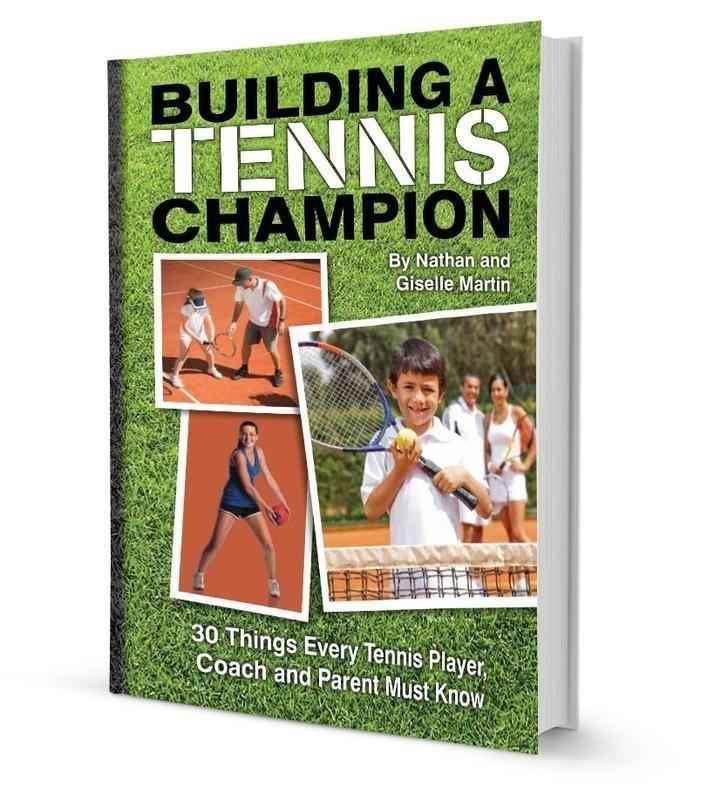 IMAGE OF TENNIS FITNESS BOOK