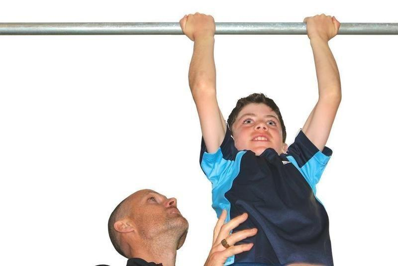 IMAGE OF STRENGTH TRAINING FOR TENNIS KIDS