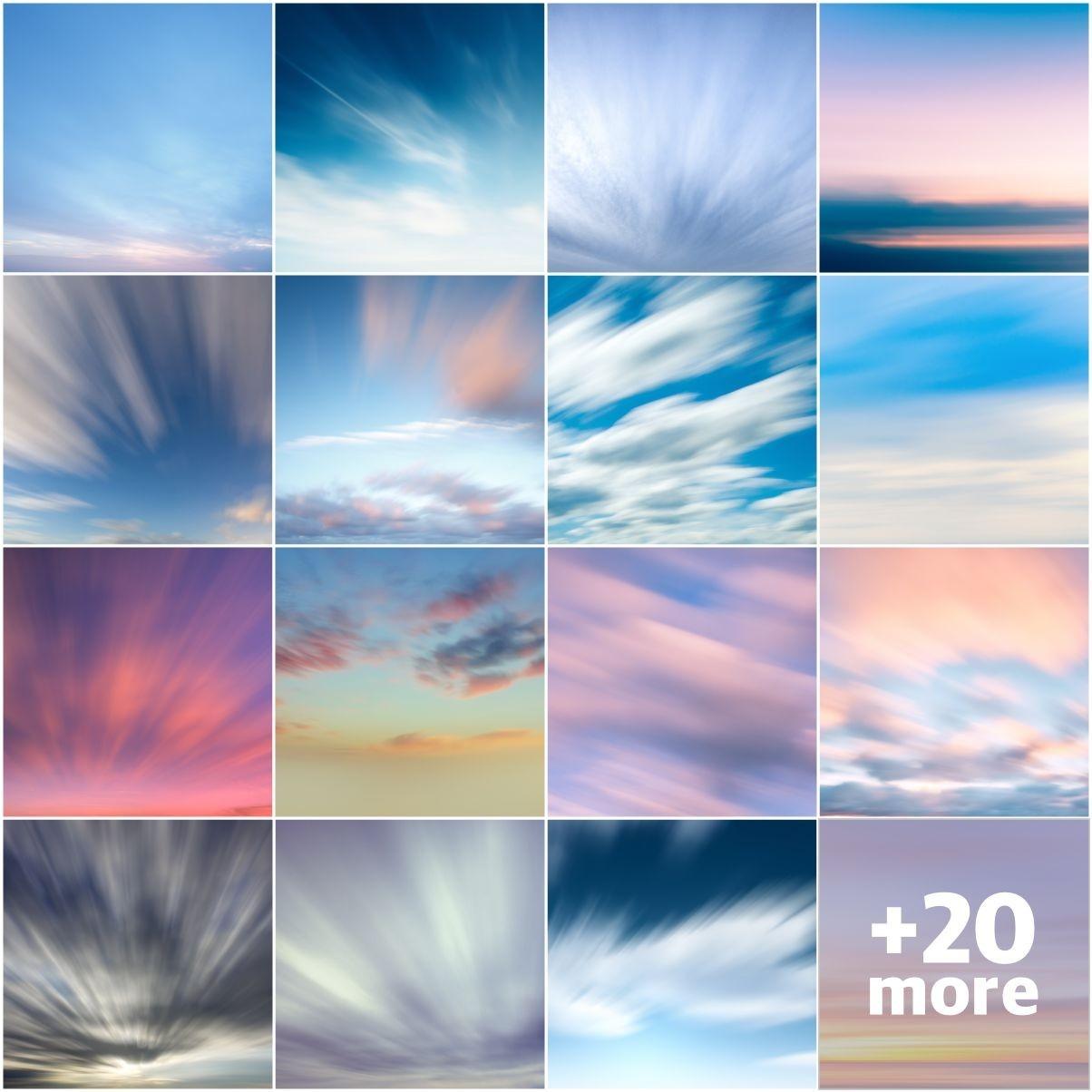 Long Exposure Skies