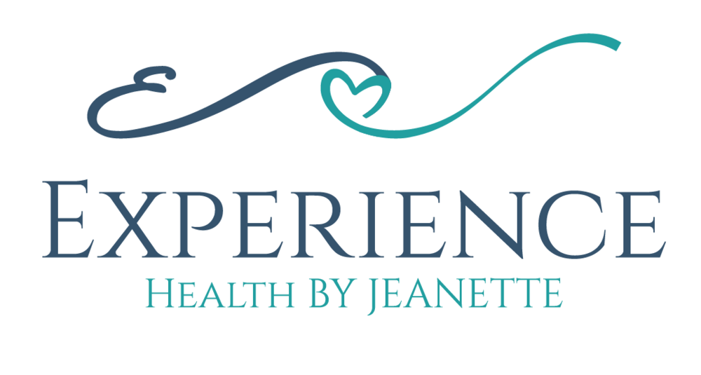 Experience Health by Jeanette logo