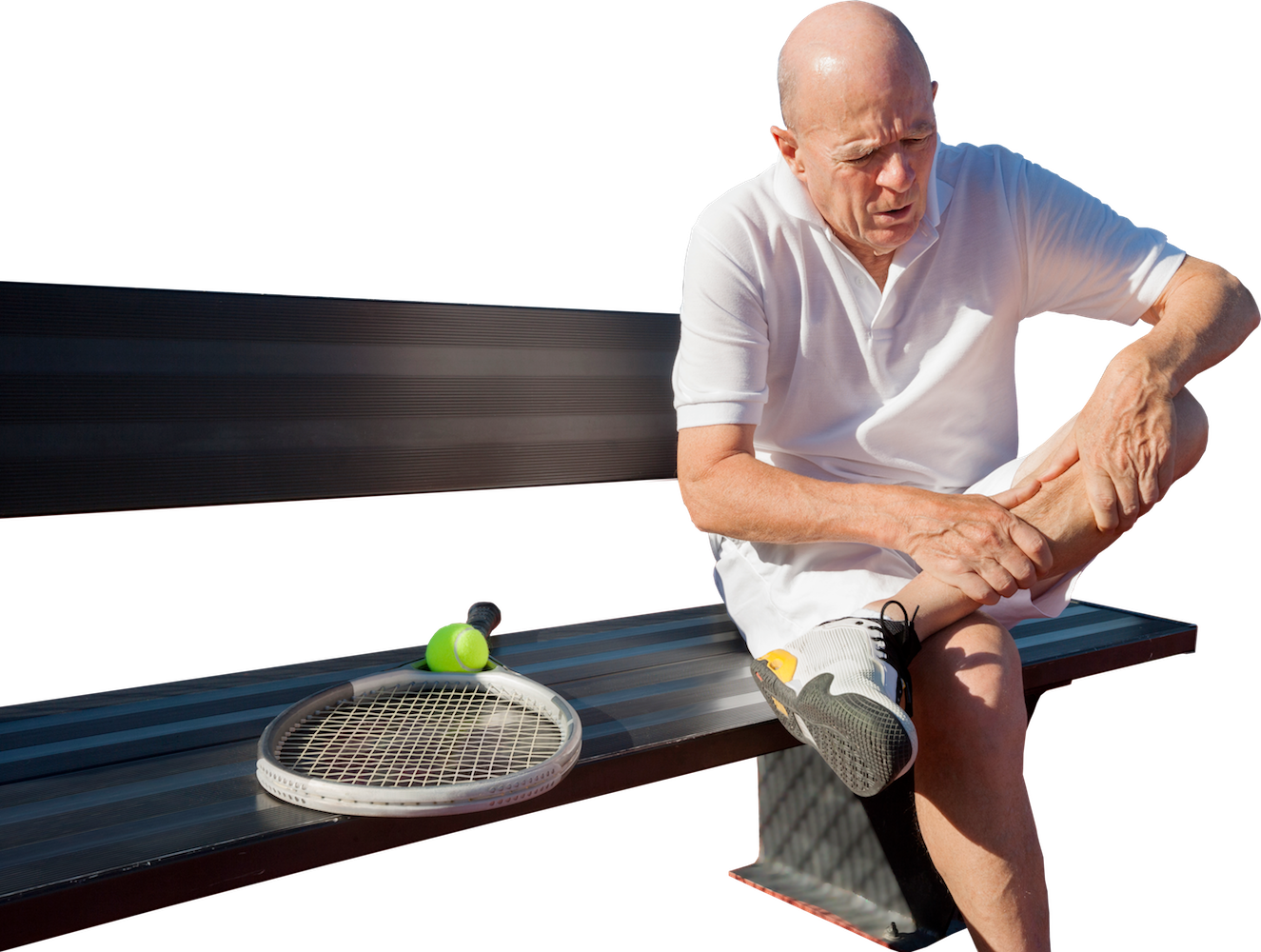 IMAGE STRETCHING FOR TENNIS PLAYERS