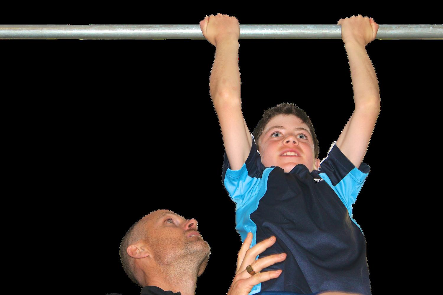 Building A Strength Foundation