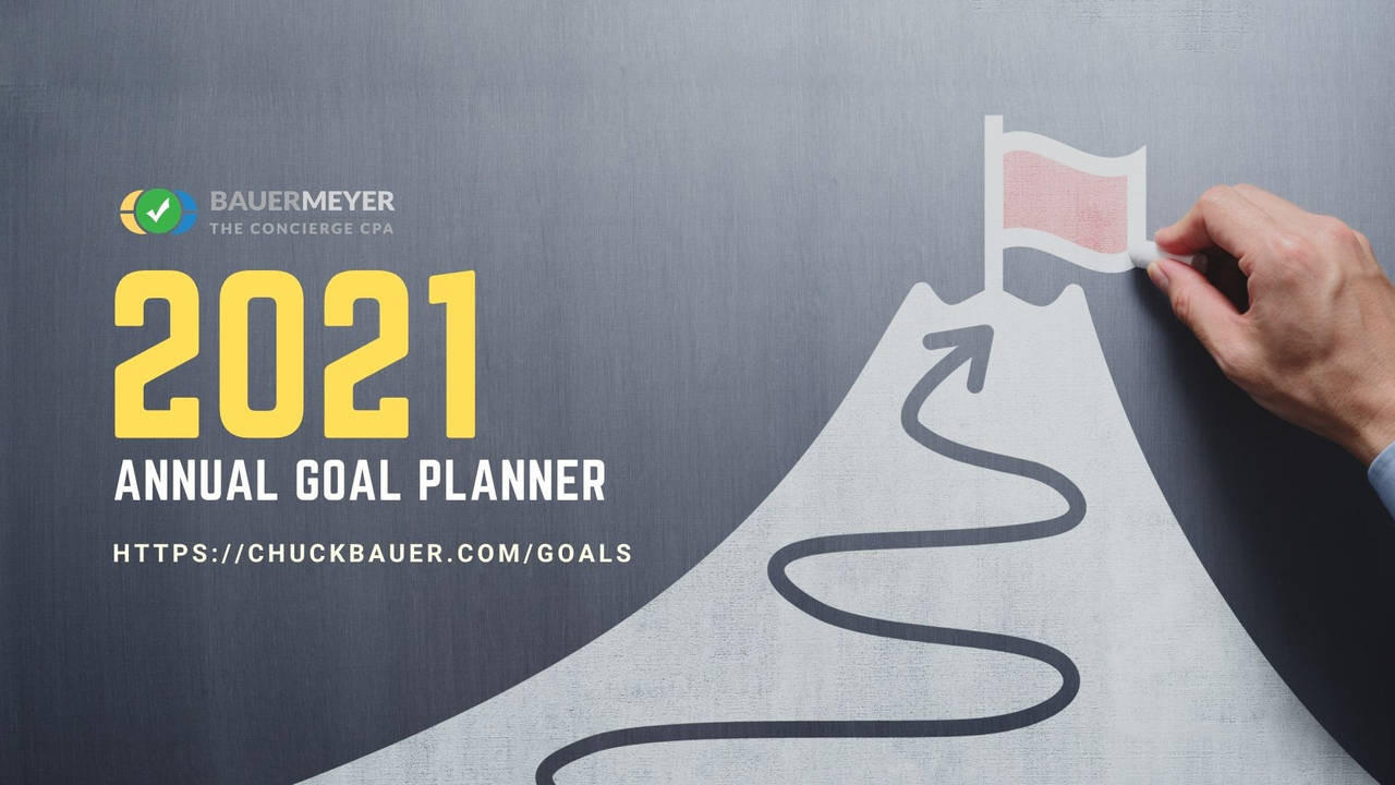 Download Your Free Annual Goal Planner
