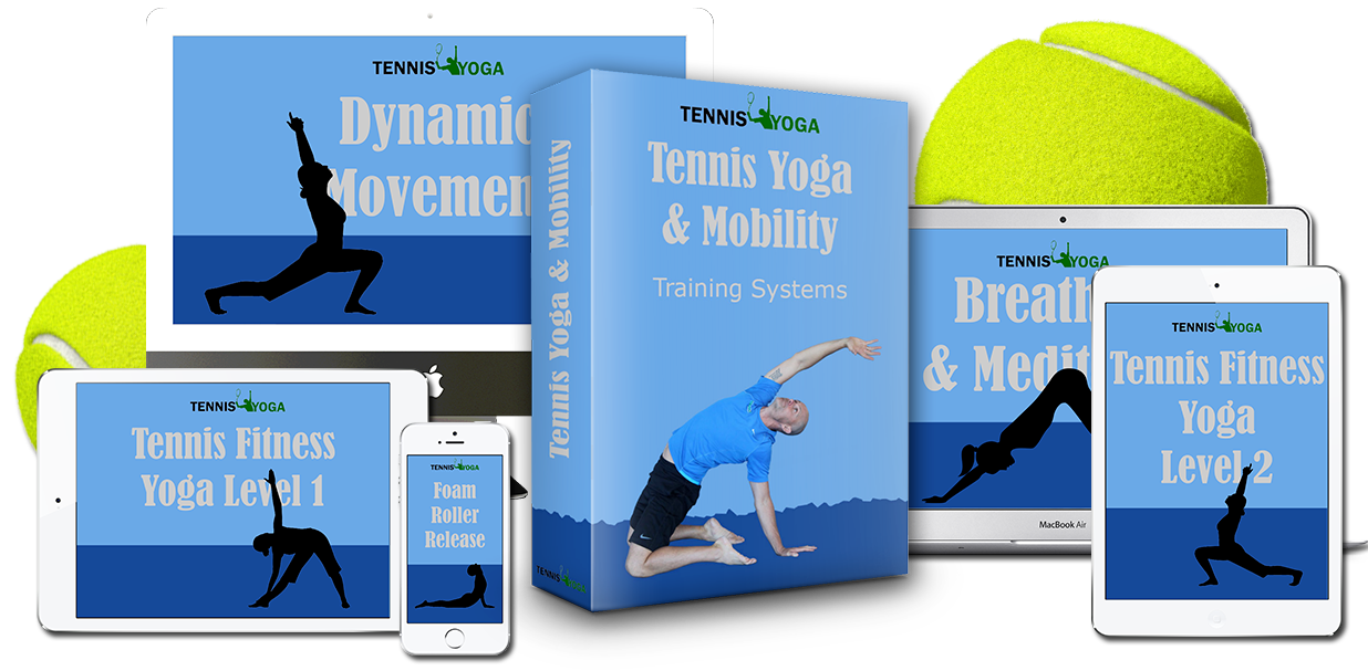 Yoga for Tennis Exercises